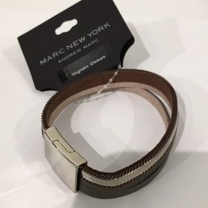 Marc New York MNY Andrew Marc Women's Bracelet NWT